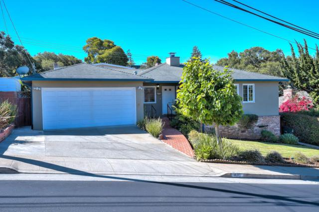 415 La Casa Ave, San Mateo, CA 94403 (#ML81711291) :: Brett Jennings Real Estate Experts