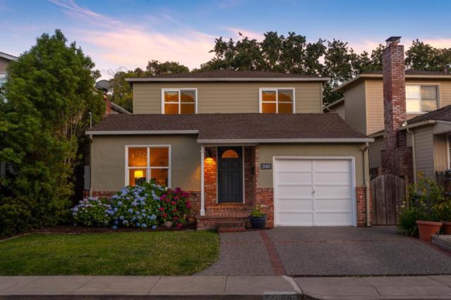 2065 Greenwood Ave, San Carlos, CA 94070 (#ML81711316) :: The Kulda Real Estate Group