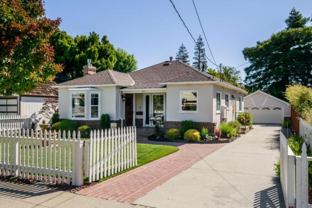 901 Avon St, Belmont, CA 94002 (#ML81711320) :: von Kaenel Real Estate Group