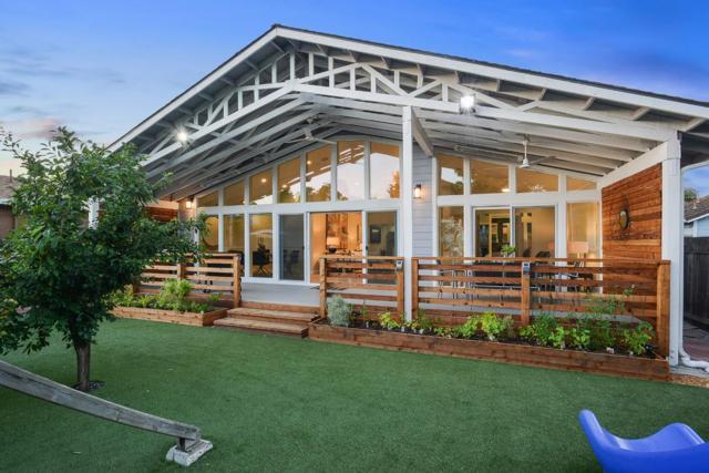 1154 Davis St, Redwood City, CA 94061 (#ML81711326) :: Brett Jennings Real Estate Experts