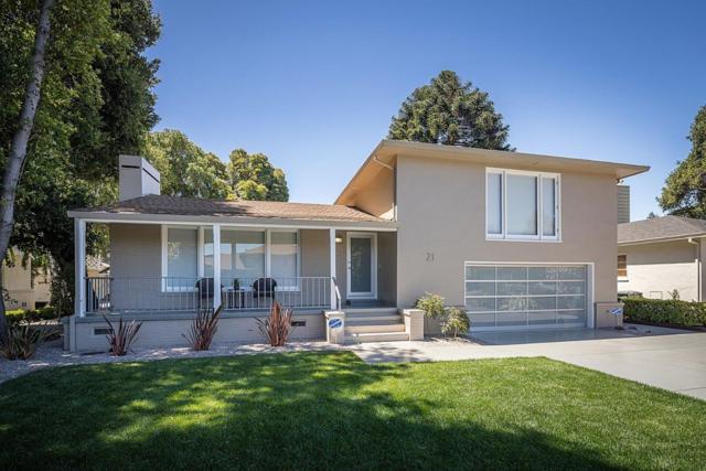 21 De Sabla Rd, San Mateo, CA 94402 (#ML81711328) :: Brett Jennings Real Estate Experts