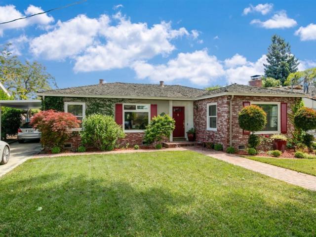 1206 Sandra Dr, San Jose, CA 95125 (#ML81711332) :: Brett Jennings Real Estate Experts