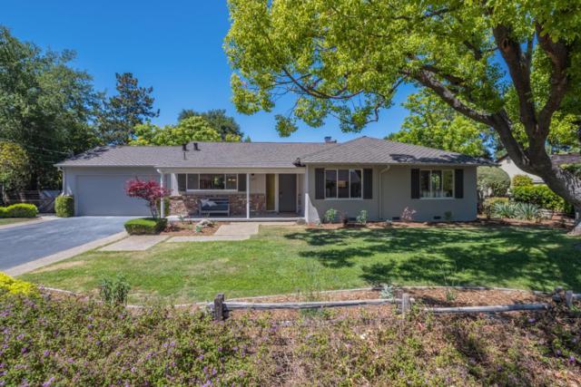 337 San Luis Ave, Los Altos, CA 94024 (#ML81711338) :: Brett Jennings Real Estate Experts