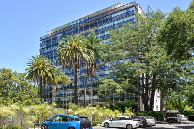 101 Alma St 608, Palo Alto, CA 94301 (#ML81711378) :: The Warfel Gardin Group