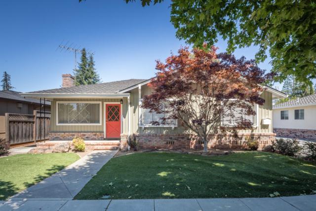 1552 Roosevelt Ave, Redwood City, CA 94061 (#ML81711398) :: Brett Jennings Real Estate Experts