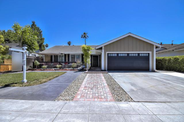 350 Conestoga Way, San Jose, CA 95123 (#ML81711409) :: The Kulda Real Estate Group