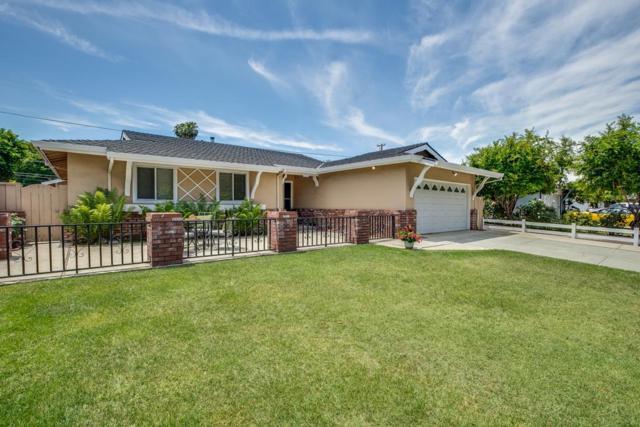 888 Ironwood Dr, San Jose, CA 95125 (#ML81711484) :: Brett Jennings Real Estate Experts