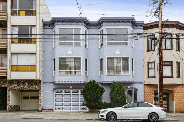547 27th Ave, San Francisco, CA 94121 (#ML81711526) :: Strock Real Estate