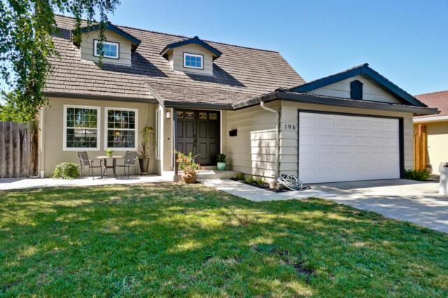 196 Wyandotte Dr, San Jose, CA 95123 (#ML81711621) :: The Kulda Real Estate Group