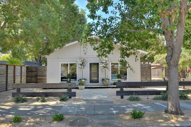 345 Elm St, Menlo Park, CA 94025 (#ML81711632) :: Brett Jennings Real Estate Experts