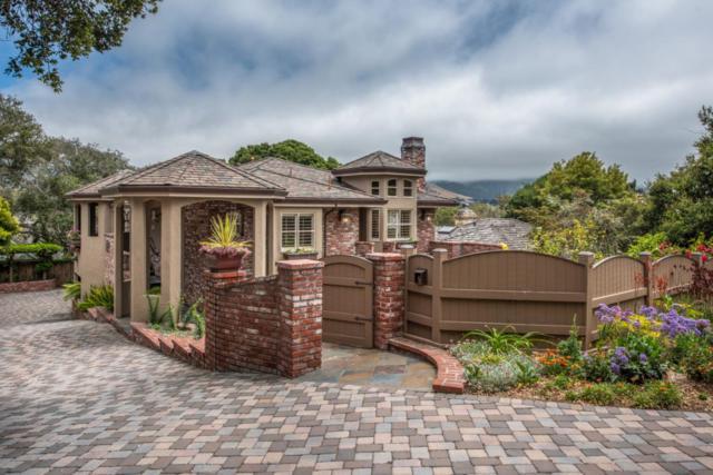 26147 Carmelo St, Carmel, CA 93923 (#ML81711716) :: Brett Jennings Real Estate Experts