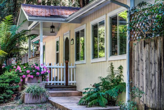 140 Lakeview Dr, Felton, CA 95018 (#ML81712004) :: The Goss Real Estate Group, Keller Williams Bay Area Estates
