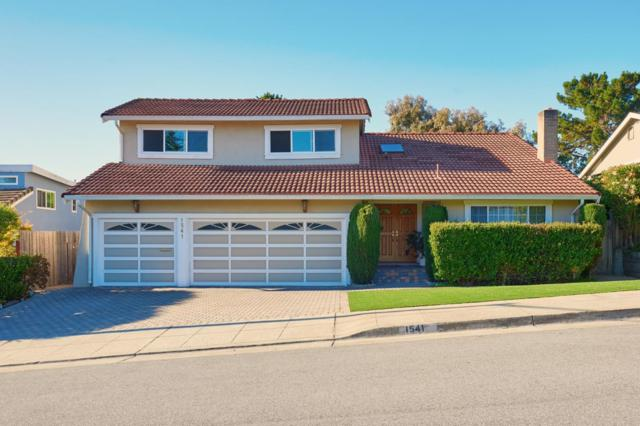1541 Crestwood Dr, San Mateo, CA 94403 (#ML81712106) :: Intero Real Estate