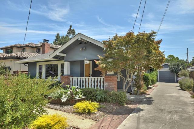 1142 Garfield Ave, San Jose, CA 95125 (#ML81712134) :: The Warfel Gardin Group