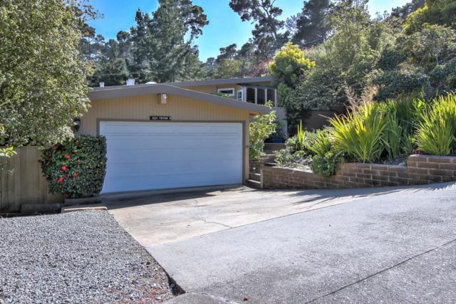 523 Toyon Dr, Monterey, CA 93940 (#ML81712145) :: Strock Real Estate