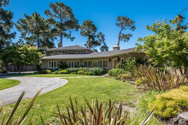 1412 Cantera Ct, Pebble Beach, CA 93953 (#ML81712352) :: Brett Jennings Real Estate Experts