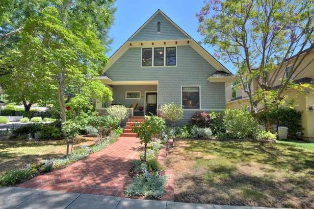 151 Cowper Street St, Palo Alto, CA 94301 (#ML81712746) :: von Kaenel Real Estate Group