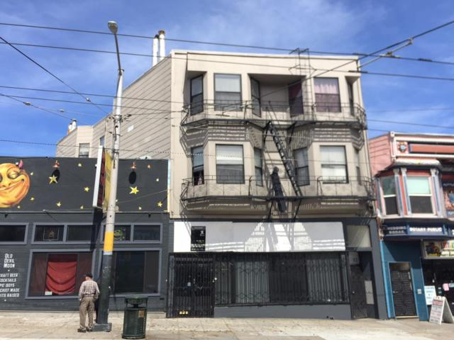 3468 Mission St, San Francisco, CA 94110 (#ML81712990) :: Strock Real Estate