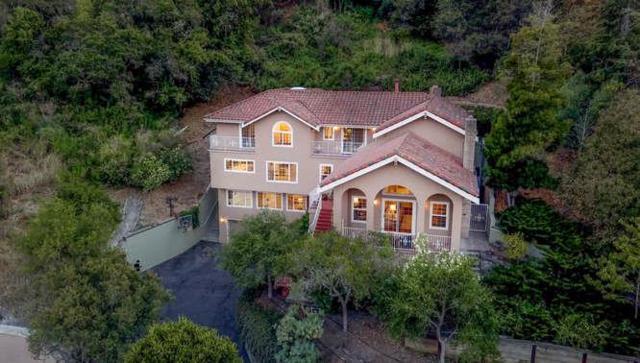 121 Springdale Way, Redwood City, CA 94062 (#ML81713030) :: Perisson Real Estate, Inc.