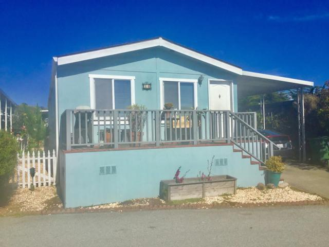 14 Sea Shell Cir 14, Half Moon Bay, CA 94019 (#ML81713125) :: Strock Real Estate