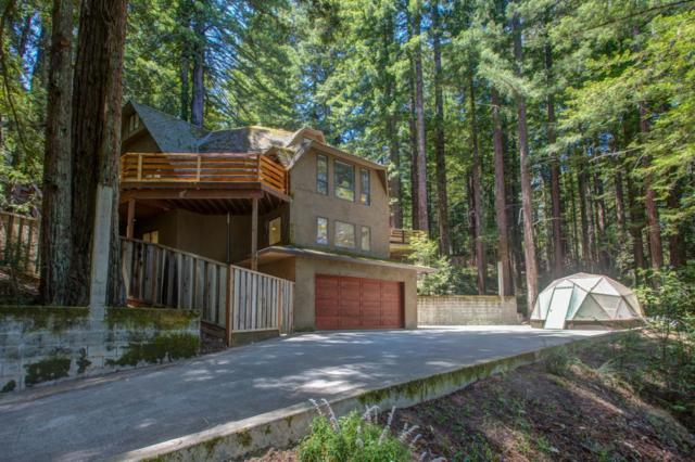 1089 Tunitas Creek Rd, Woodside, CA 94062 (#ML81713224) :: The Kulda Real Estate Group