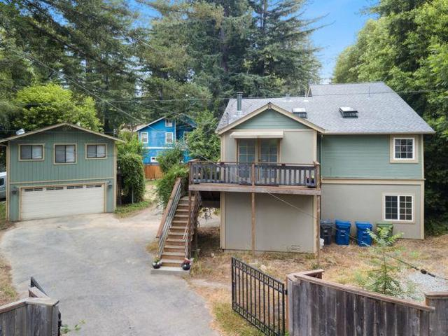 150 Park Ave, Felton, CA 95018 (#ML81713254) :: The Goss Real Estate Group, Keller Williams Bay Area Estates