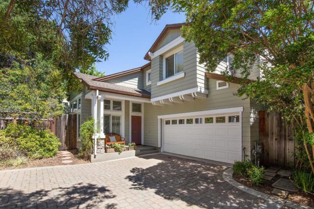 319 Everett Ave, Palo Alto, CA 94301 (#ML81713298) :: von Kaenel Real Estate Group