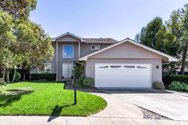 740 Matsonia Dr, Foster City, CA 94404 (#ML81713308) :: The Gilmartin Group