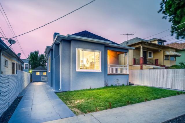 864 56th St, Oakland, CA 94608 (#ML81713440) :: The Goss Real Estate Group, Keller Williams Bay Area Estates