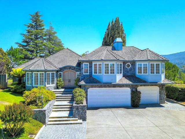 300 La Cuesta Dr, Los Altos, CA 94024 (#ML81713446) :: Strock Real Estate