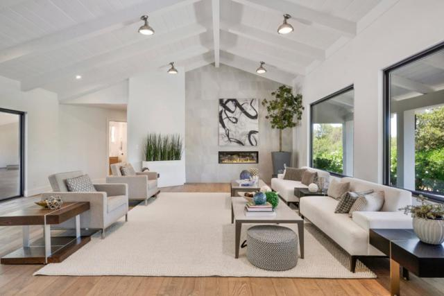 735 Woodside Dr, Woodside, CA 94062 (#ML81713512) :: The Kulda Real Estate Group