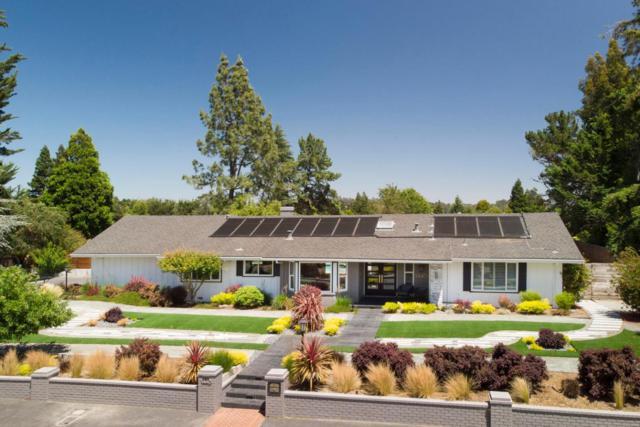 1440 Lakeview Dr, Hillsborough, CA 94010 (#ML81713546) :: The Gilmartin Group