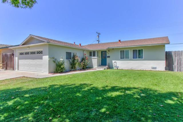 832 Fairfax Dr, Salinas, CA 93901 (#ML81713637) :: The Kulda Real Estate Group