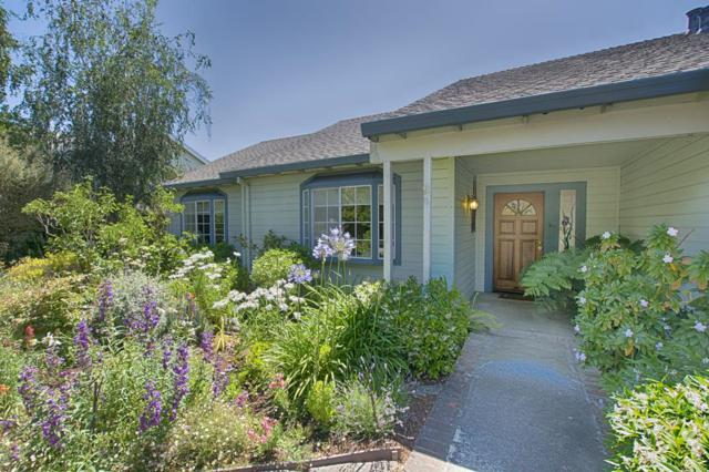 3595 E Ledyard Way, Aptos, CA 95003 (#ML81713727) :: Strock Real Estate
