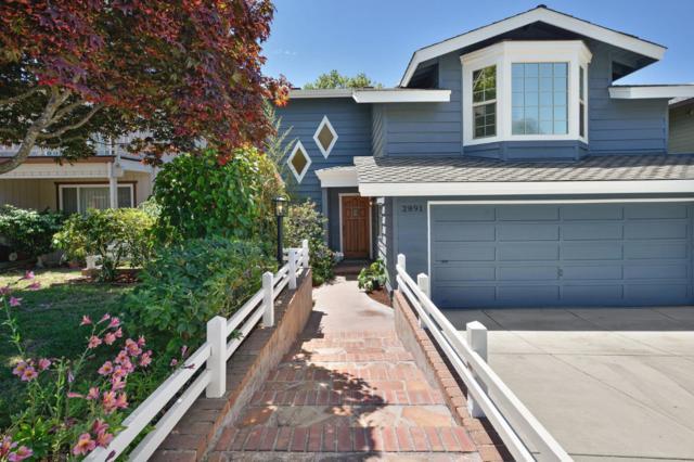 2891 Wimbledon Dr, Aptos, CA 95003 (#ML81713789) :: Strock Real Estate