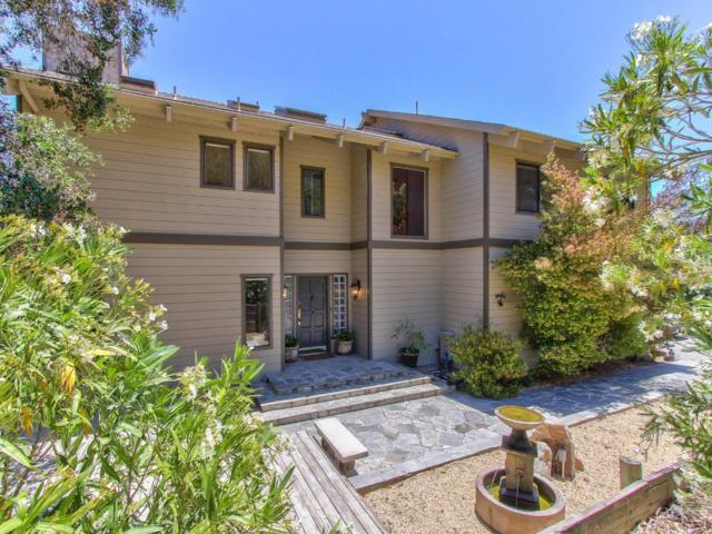 13280 Middle Canyon Rd, Carmel Valley, CA 93924 (#ML81713869) :: Perisson Real Estate, Inc.