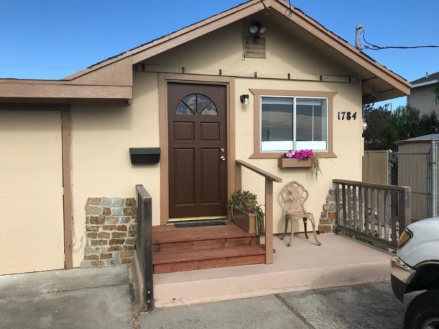 1784 Hilton St, Seaside, CA 93955 (#ML81714006) :: The Goss Real Estate Group, Keller Williams Bay Area Estates