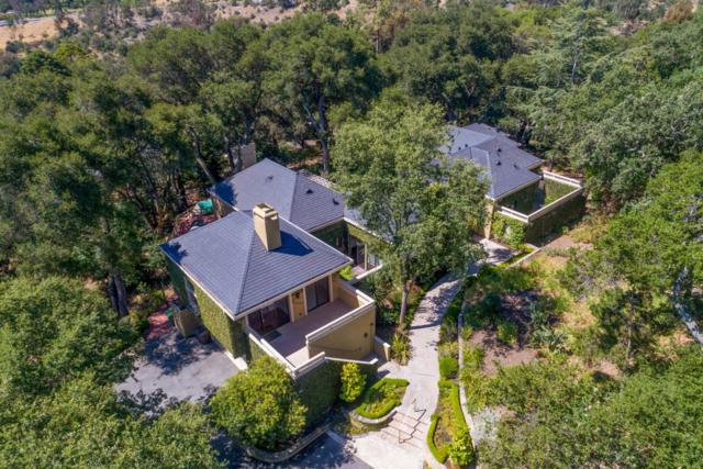 1 Barrett Dr, Woodside, CA 94062 (#ML81714096) :: The Kulda Real Estate Group
