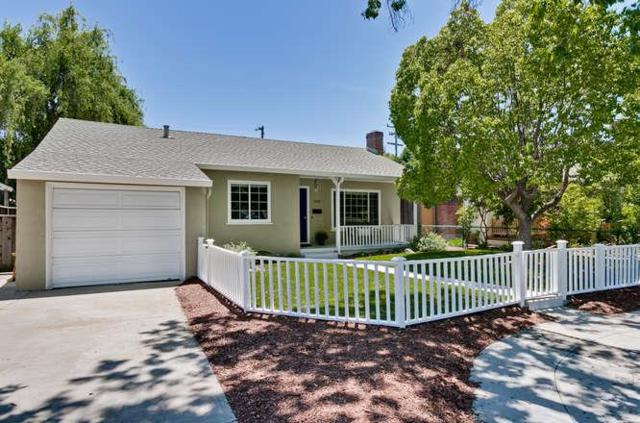 1789 Hampton Ave, Redwood City, CA 94061 (#ML81714158) :: The Warfel Gardin Group