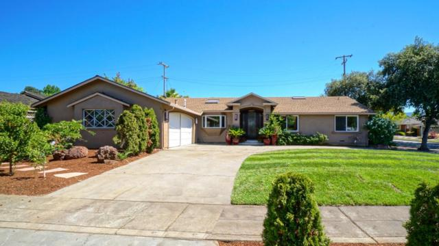 976 Gerber Ct, Sunnyvale, CA 94087 (#ML81714163) :: The Kulda Real Estate Group