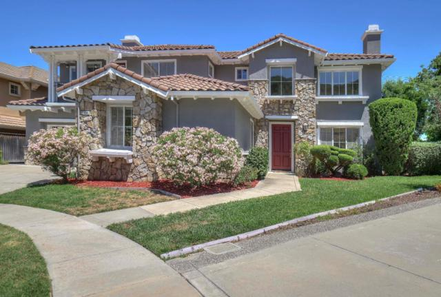 1494 Via Campo Aureo, San Jose, CA 95120 (#ML81714188) :: The Warfel Gardin Group