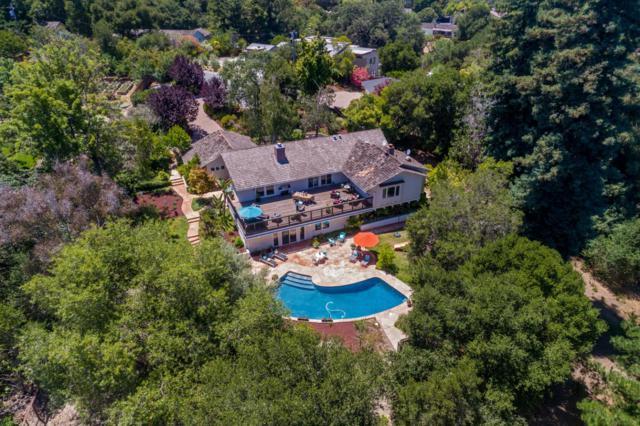 11600 Old Ranch Ln, Los Altos Hills, CA 94024 (#ML81714201) :: Strock Real Estate