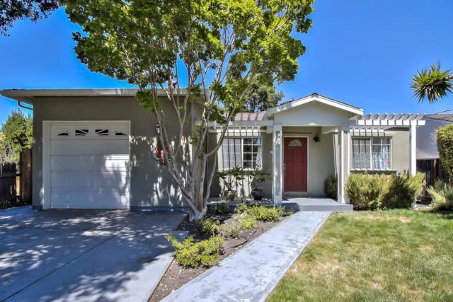 731 San Benito Ave, Menlo Park, CA 94025 (#ML81714239) :: Brett Jennings Real Estate Experts