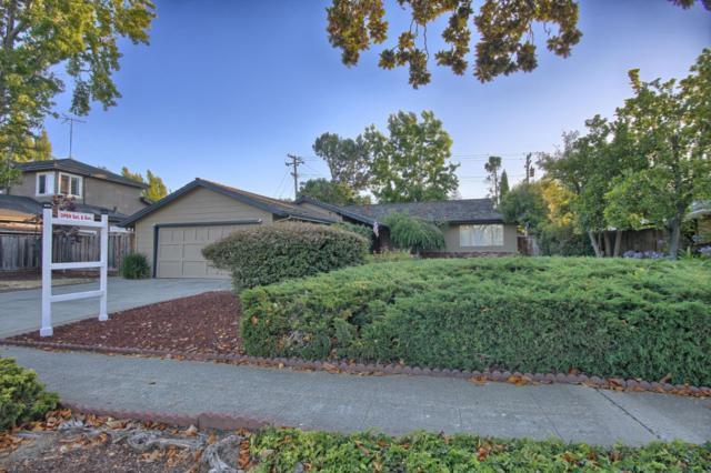 1561 Barton Dr, Sunnyvale, CA 94087 (#ML81714259) :: The Kulda Real Estate Group