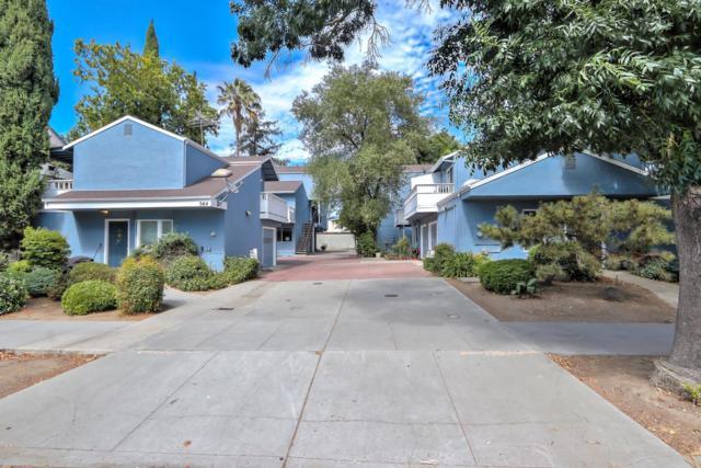 564 N 4th St G, San Jose, CA 95112 (#ML81714272) :: The Kulda Real Estate Group