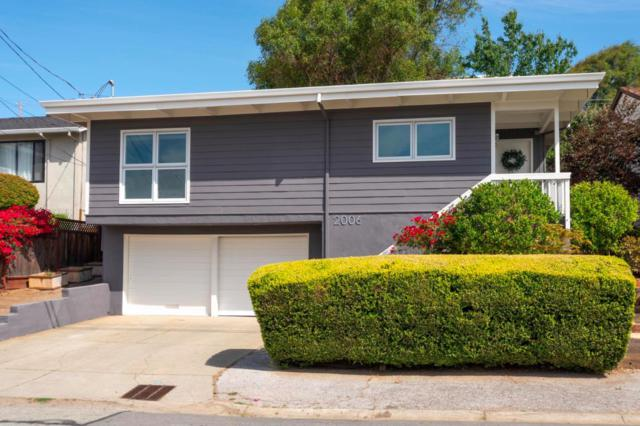 2006 Monroe Ave, Belmont, CA 94002 (#ML81714399) :: The Gilmartin Group