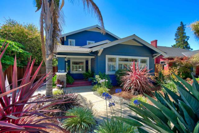 1340 Hanchett Ave, San Jose, CA 95126 (#ML81714439) :: The Kulda Real Estate Group
