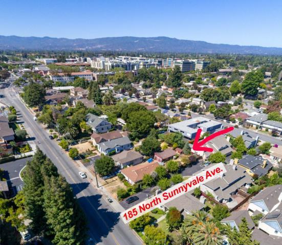 185 N Sunnyvale Ave, Sunnyvale, CA 94086 (#ML81714455) :: The Warfel Gardin Group