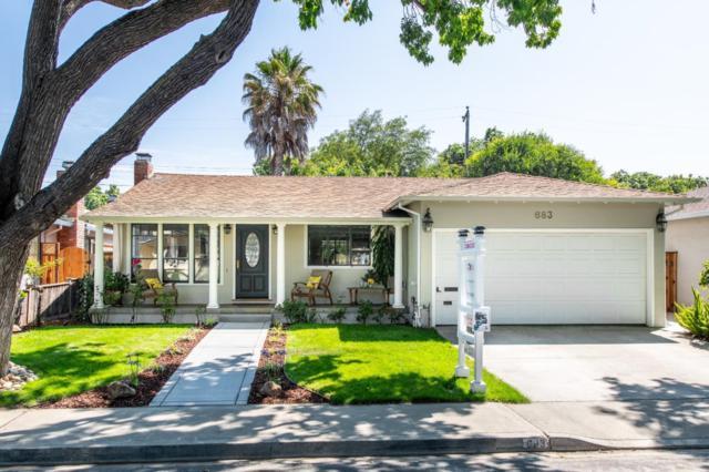 683 Starr Ct, Santa Clara, CA 95051 (#ML81714471) :: The Warfel Gardin Group