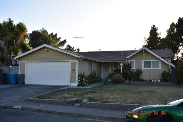 461 Gonzaga Ave, Vallejo, CA 94589 (#ML81714510) :: Strock Real Estate